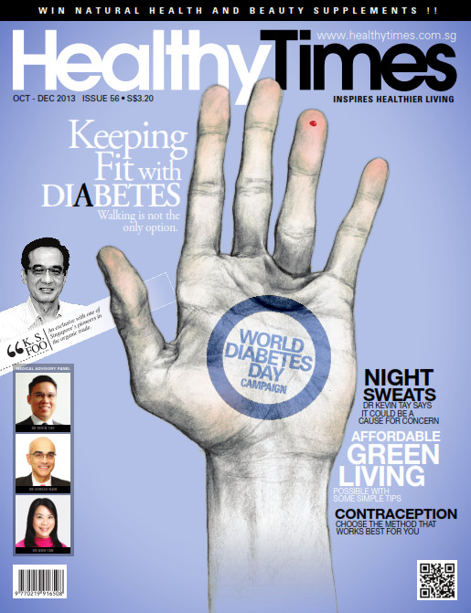 Healthy Times Magazine Issue 56 (Komunitas Organik Indonesia)