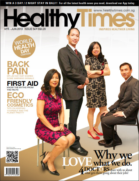 Healthy Times Magazine Issue 54 (Komunitas Organik Indonesia)