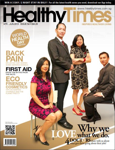 Healthy Times Magazine Issue 54 (Komunitas Organik Indonesia)