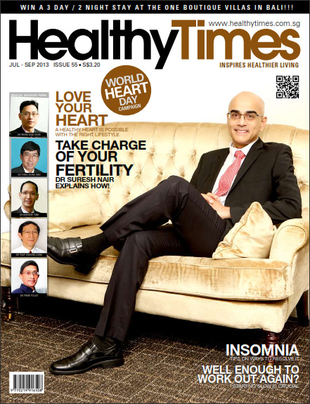 Healthy Times Magazine Issue 55 (Komunitas Organik Indonesia)