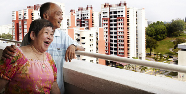 Honouring the pioneer generation of Singapore