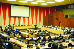 Leading global Investors Summit at UN for boosting clean energy