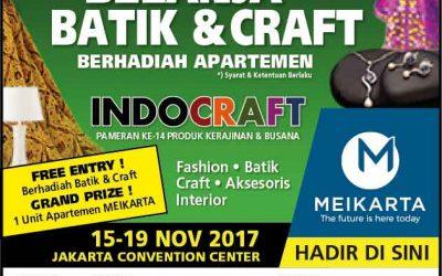 Indocraft  2017