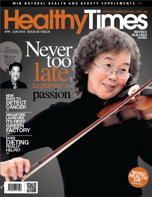 Healthy Times Magazine Issue 58 (Komunitas Organik Indonesia)